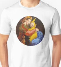 Madonna and Tubby Unisex T-Shirt