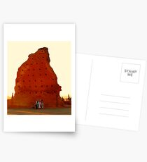 The Wall Postcards