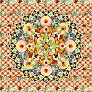 Bijoux Carousel Mandalas by PatriciaSheaArt