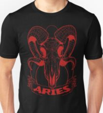 Aries (red) T-Shirt