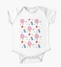 Candy Pattern One Piece - Short Sleeve