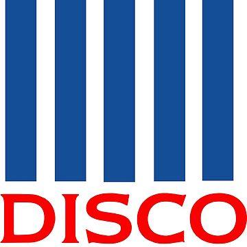 Disco Tesco by BarryChristian