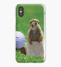 Gopher Golf iPhone Case/Skin