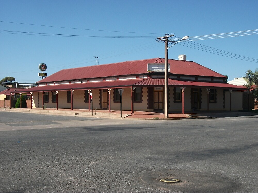 Broken Hill, The Silver Spade,  - 2013 by Heather Dart