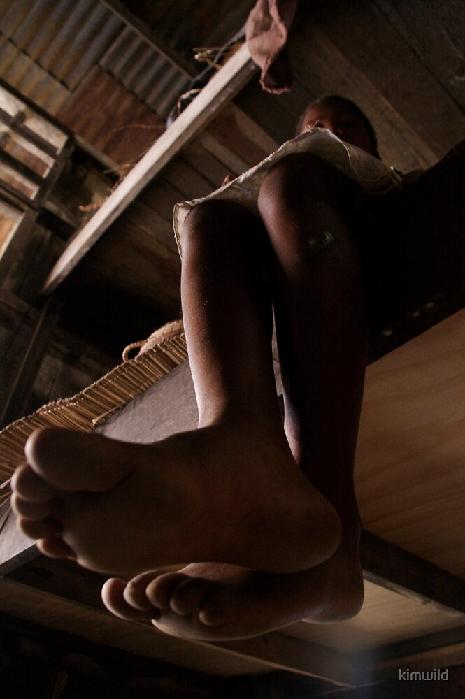 Feet up by kimwild