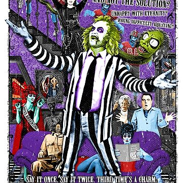Betelgeuse! Beetle Juice! Beetlejuice! by unclegertrude