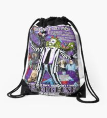 Betelgeuse! Beetle Juice! Beetlejuice! Drawstring Bag
