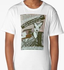 Dead Deer Long T-Shirt