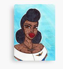 Queen of the Air Canvas Print
