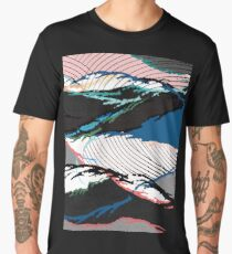 ※ Laguna Waves ※ Men's Premium T-Shirt