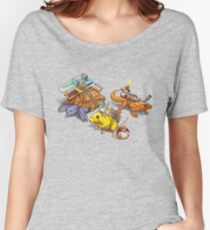 Real Pokemon Women's Relaxed Fit T-Shirt
