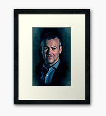Lestrade Framed Print