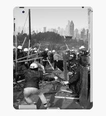Globalized Civil Unrest iPad Case/Skin