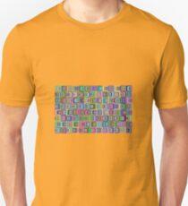 Lovely 70s kitsch pattern T-Shirt
