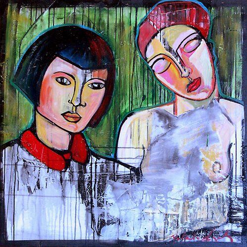 """""""Sueno de Japon"""" by Yolanda Gonzalez"""
