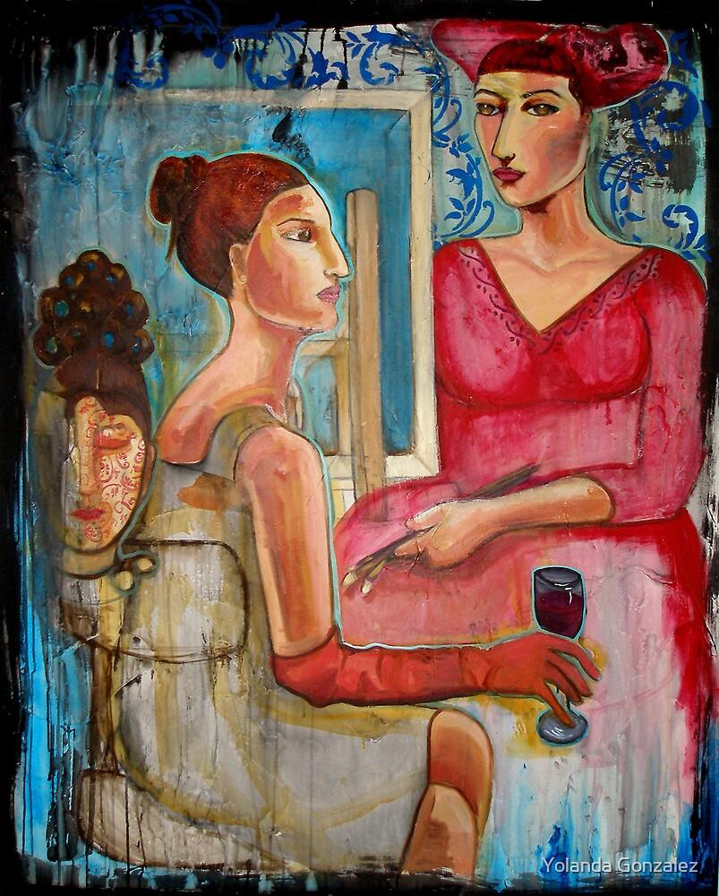 """""""Sueno de La Pintora"""" by Yolanda Gonzalez"""