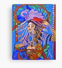Ektera: First String  Canvas Print