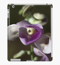 Snail Flower iPad Case/Skin