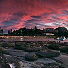 Terrigal Beach, Central Coast, NSW by Matt  Lauder
