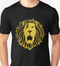 Stolz, der Löwe Unisex T-Shirt