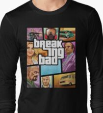 Breaking Bad GTA Style T-Shirt