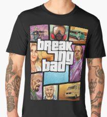 Breaking Bad GTA Style Men's Premium T-Shirt