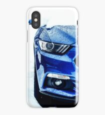 2017 Mustang iPhone Case