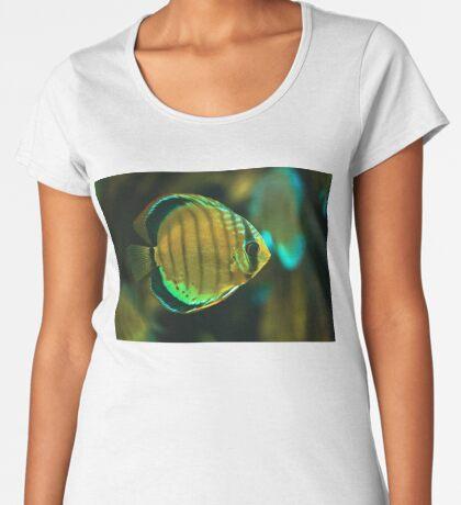 A fish Women's Premium T-Shirt