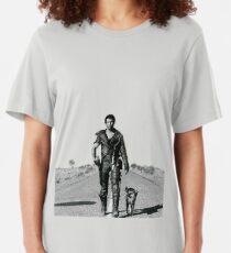 Mad Max Road Warrior  Slim Fit T-Shirt