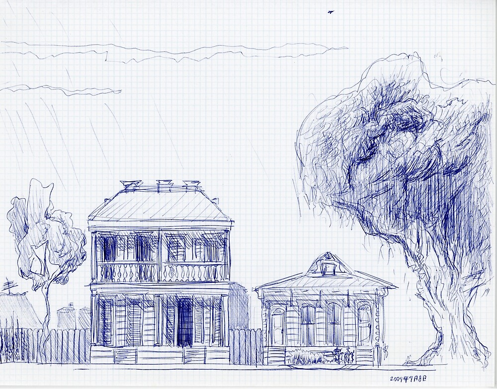Southern Dream ~ Two Homes by Avi Morgan