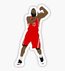 James Harden Cooking Sticker
