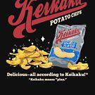 Keikaku Potato Chips - Sparkle Flavor by zjbickel