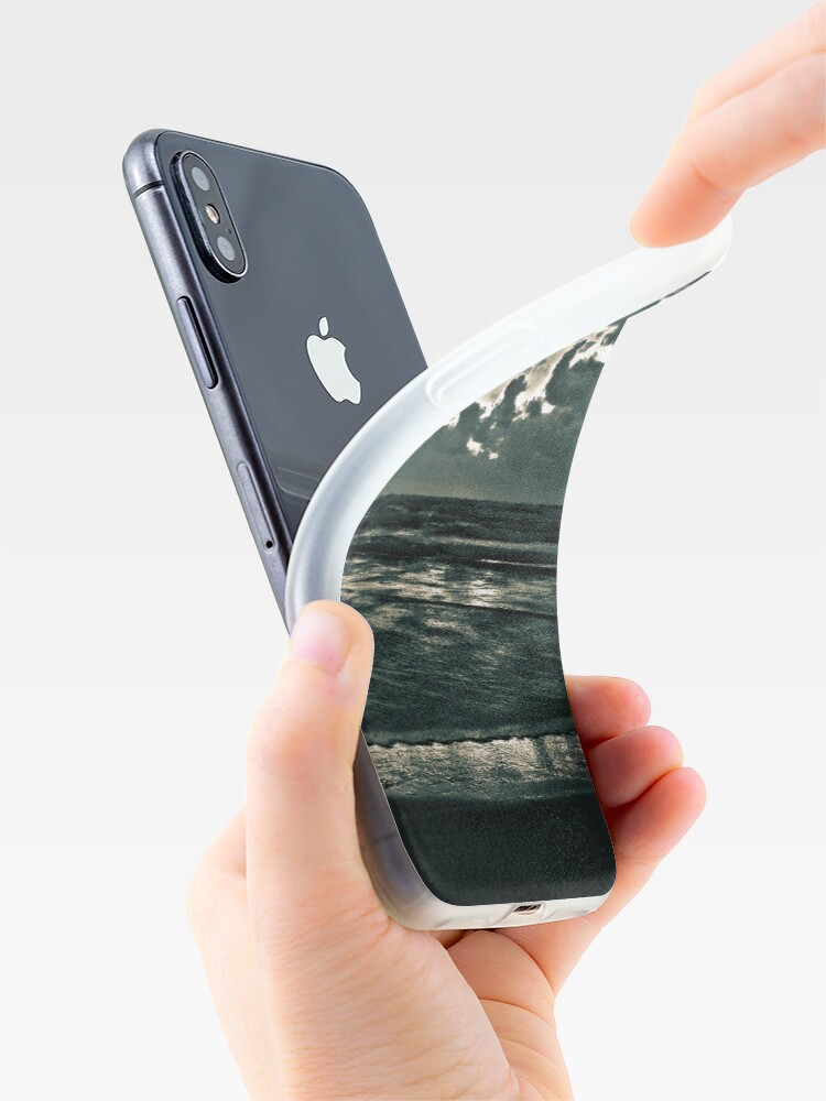 Alternate view of dusky sea iPhone Case & Cover