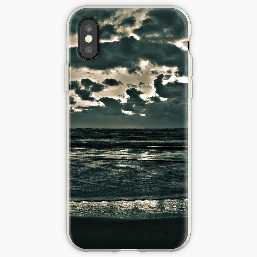 dusky sea iPhone Case & Cover