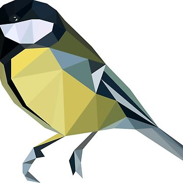 Great tit by MaeP