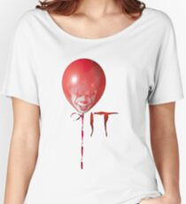 IT movie - Pennywise The Clown Women's Relaxed Fit T-Shirt