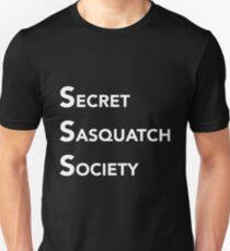 Secret Sasquatch Society T-Shirt