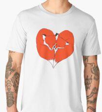 Foxes Mate for Life Men's Premium T-Shirt