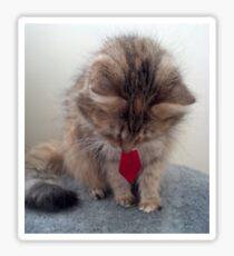Lulu & bowtie Sticker