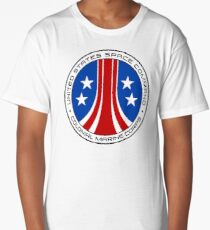 United States Colonial Marine Corps Insignia - Aliens Long T-Shirt