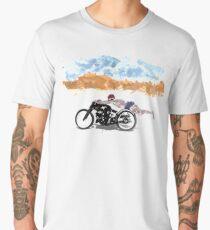 Rollie Free The Flying Mile Men's Premium T-Shirt
