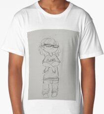 word Long T-Shirt