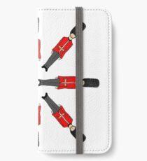Queen's Guard iPhone Wallet/Case/Skin
