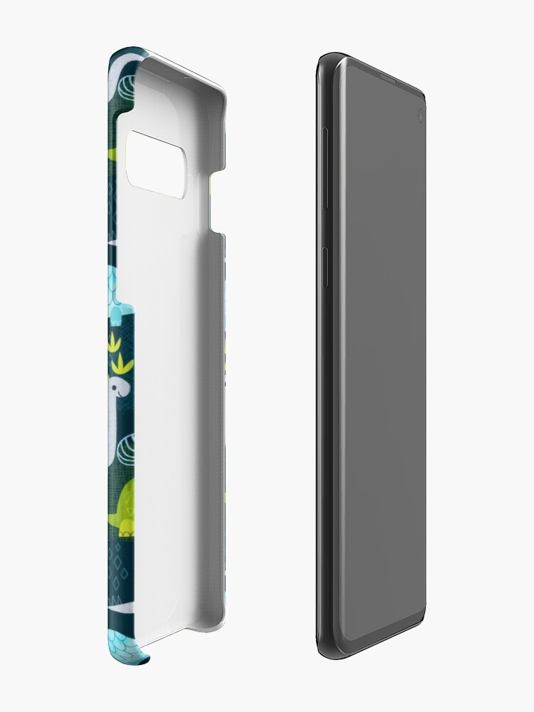 Alternate view of Dinosaurs Case & Skin for Samsung Galaxy