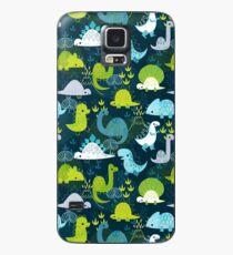 Dinosaurier Hülle & Klebefolie für Samsung Galaxy