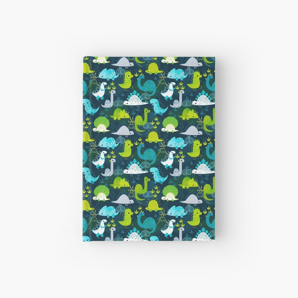 Dinosaurs Hardcover Journal