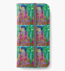 Ukulele: Four Strings  iPhone Wallet/Case/Skin