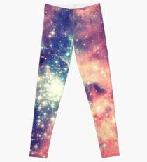 Peindre l'univers (Art Espace négatif négatif) Leggings