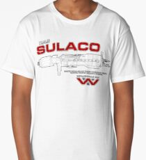 U.S.S. Sulaco - Aliens Long T-Shirt