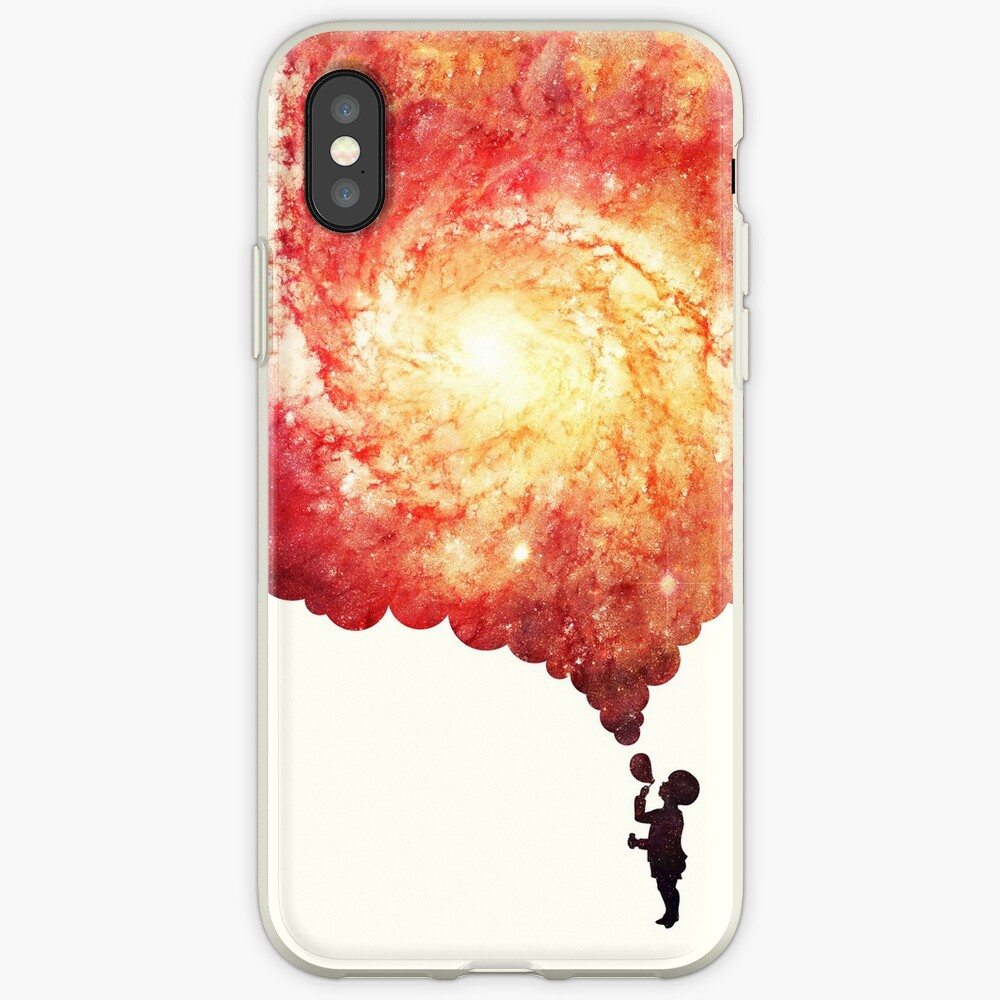 The universe in a soap-bubble! iPhone Case & Cover
